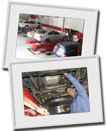 RPM's State of the Art Facility for all types of repairs